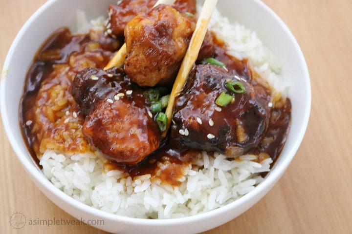 Homemade General Tso's Chicken by asimpletweak