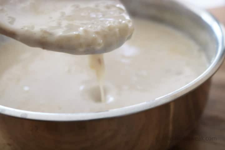 Creamy Rice Pudding Arroz-con-leche