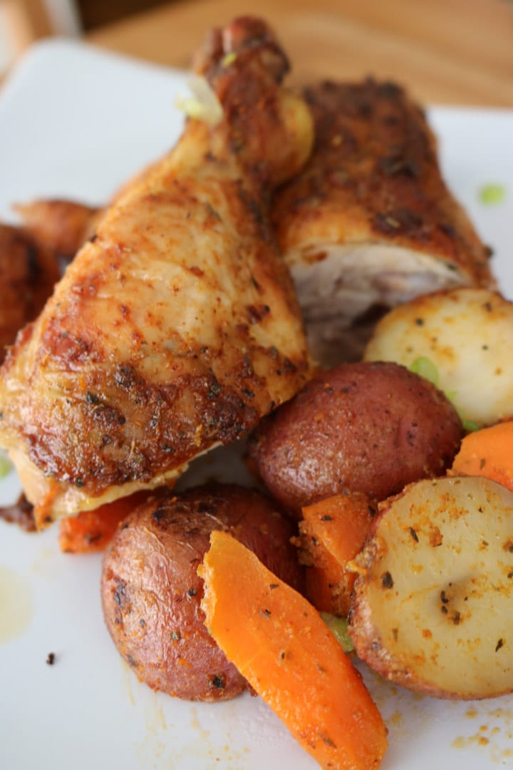 A-delicious-chicken-leg-quarters-recipe