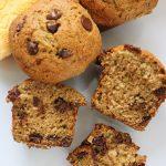 Zucchini-Chocolate-Muffins