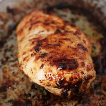 Juicy Oven-baked Chicken Breast Recipe