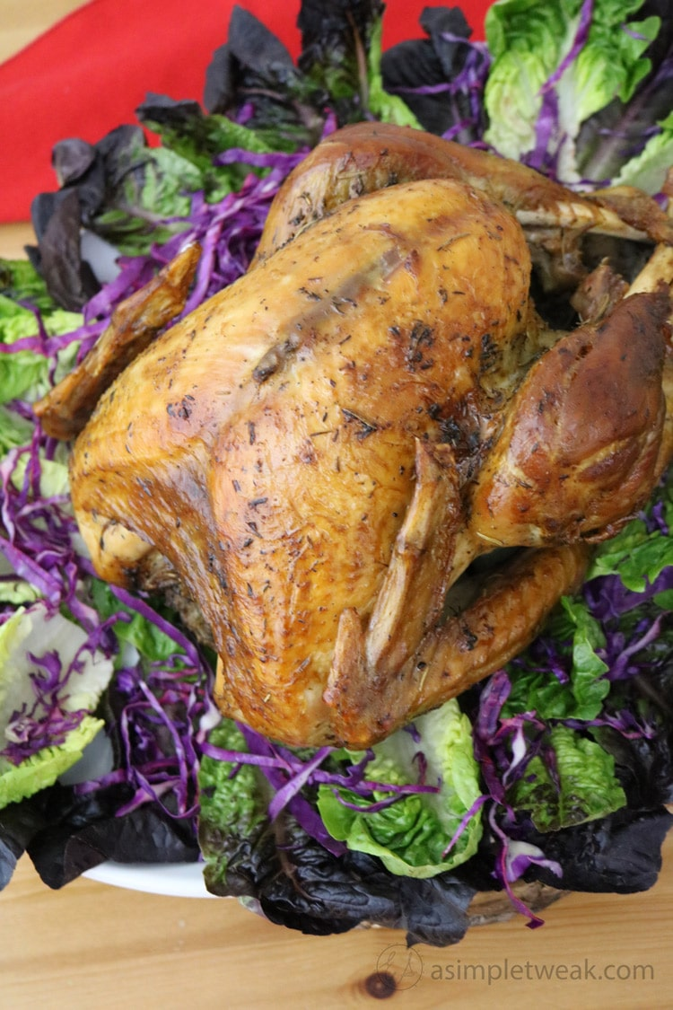 Oven-roasted-Turkey