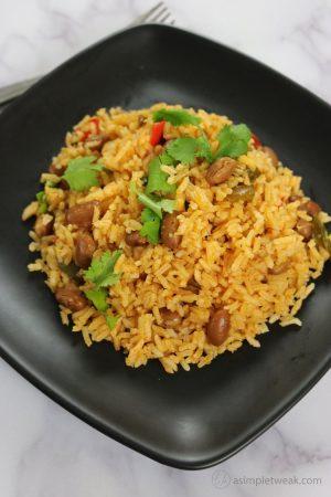 Rice and Beans (Moro de Habichuelas) Recipe