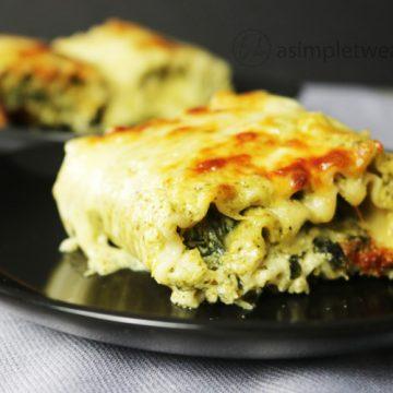 Lasagna-Roll-ups