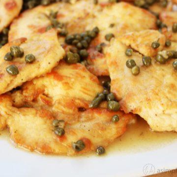 Chicken-Piccata-Homemade