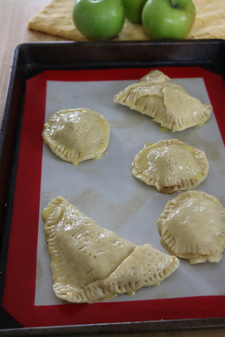 Apple-Pastry