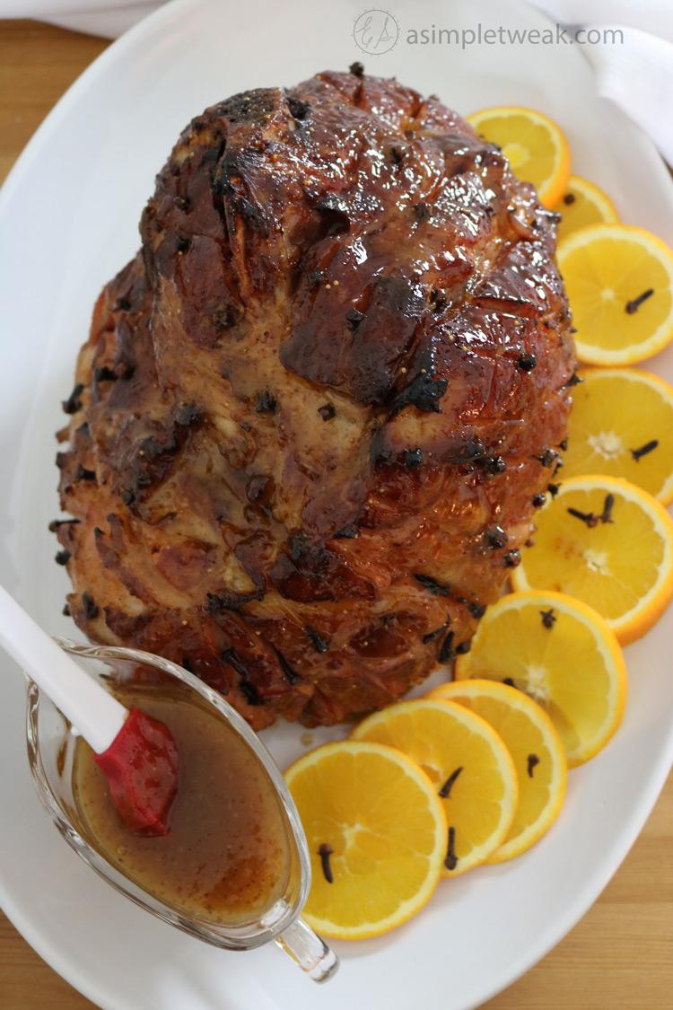 Glazed-Ham