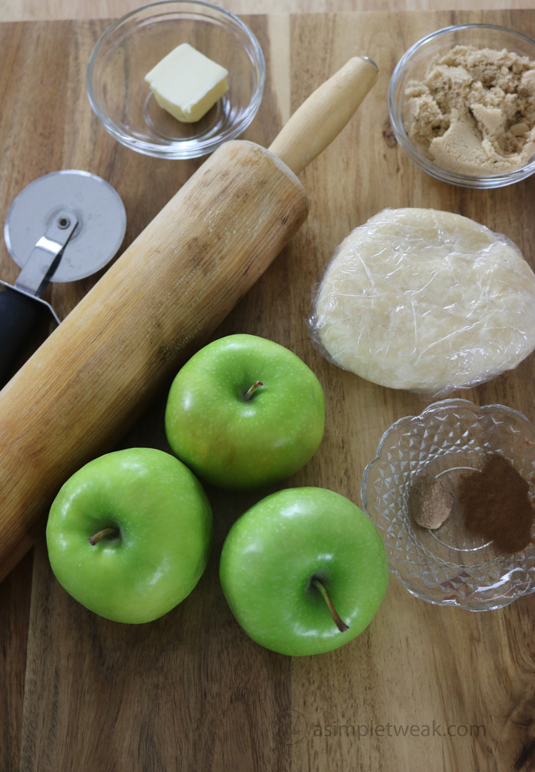 Ingredients-for-Apple -turnovers