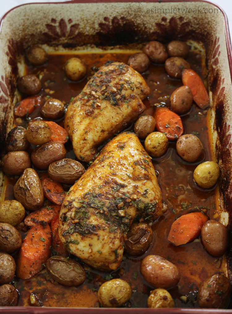 The Best One-Pan Chicken Breast Recipe