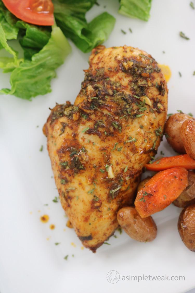 Chicken-Breast-Recipe-for-dinner