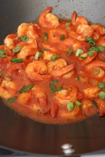 How-to-make-Shrimp-in-Chipotle-Tomato-Sauce