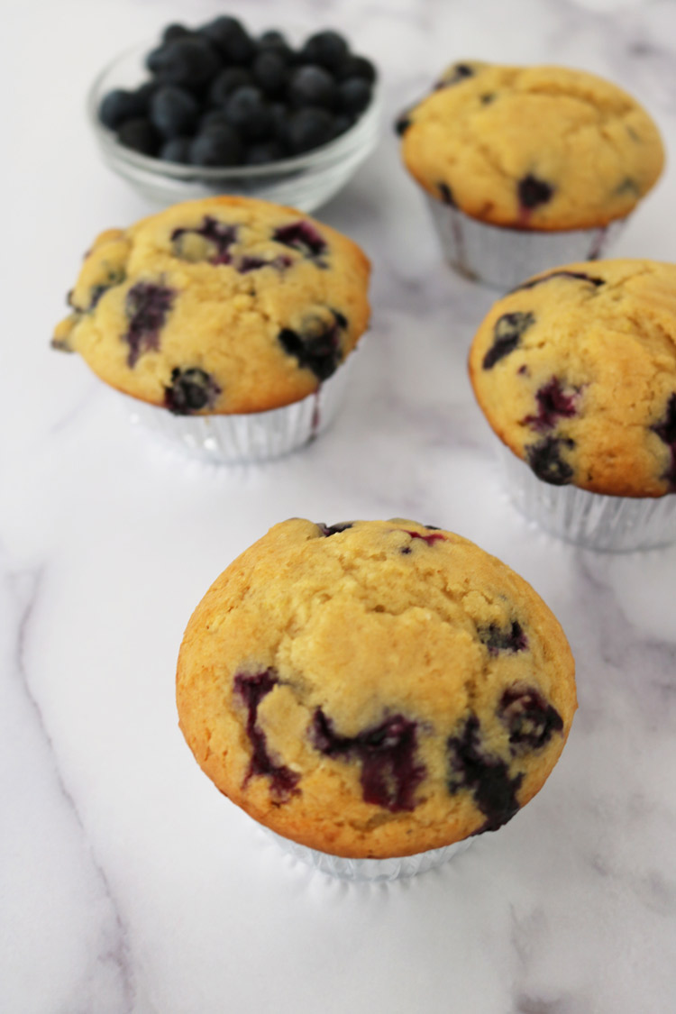 Delicious-Blueberry-Cupcakes-made-at-home