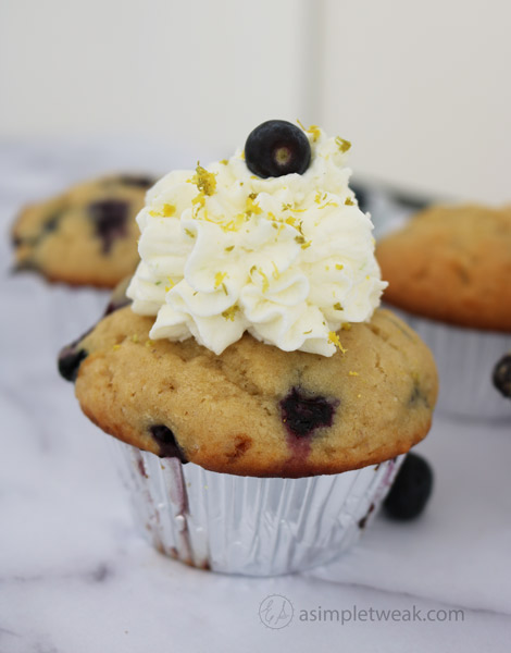 Lemon-Blueberry-Cupcake-Recipe