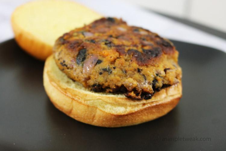 sweet-potato-and-beans-burger