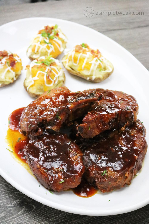 Fork-tender Pork Chops Recipe
