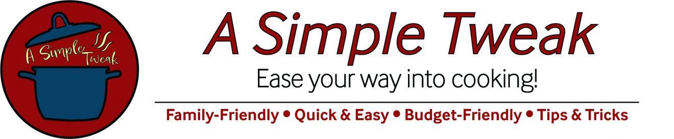 A Simple Tweak