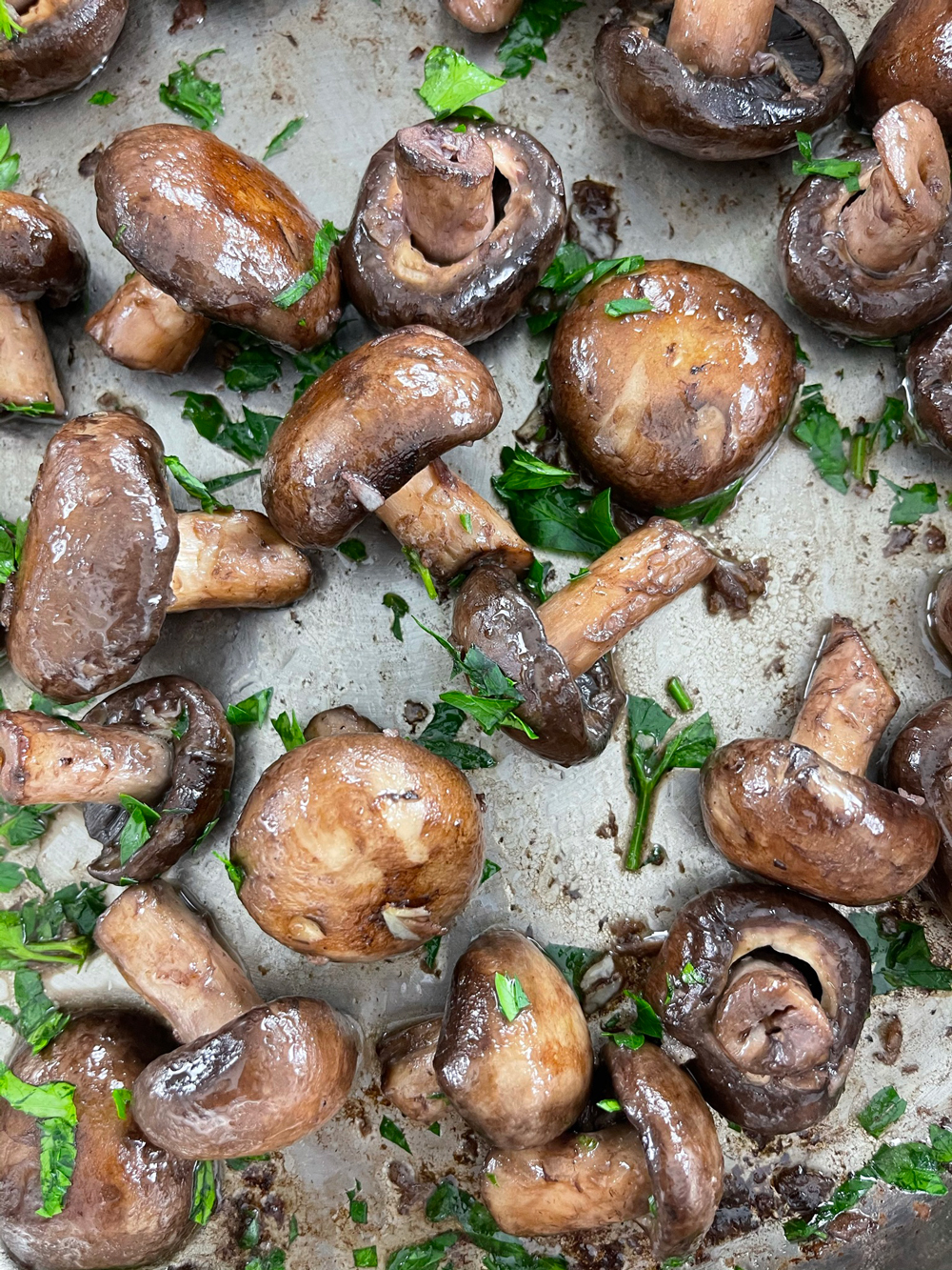 Sauté-Mushrooms
